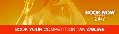 Book your competition tan online